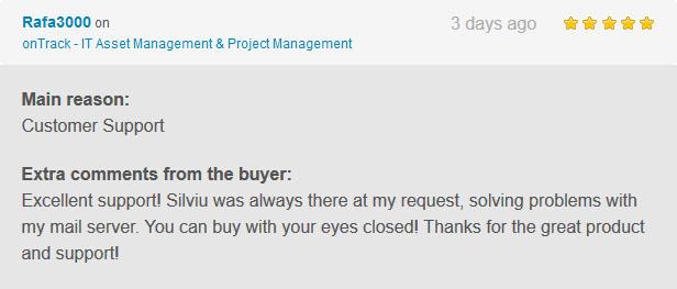 onTrack - IT Asset Management & Project Management - 4